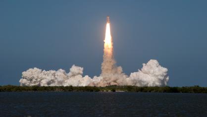 spaceship-launch