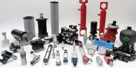 hydraulic-components