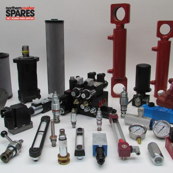 NCS Parts Overview