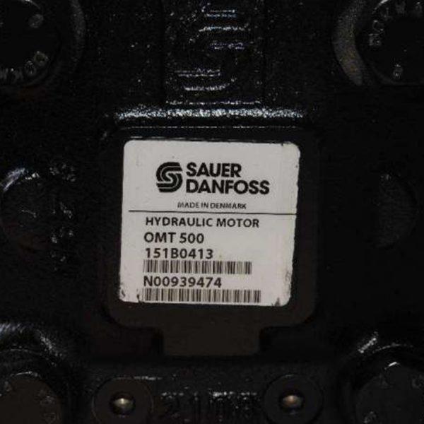 HM1038 Danfoss OMT500 Hydraulic Motor